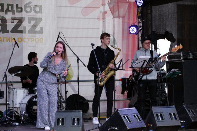 Усадьба Jazz джаз музыканты