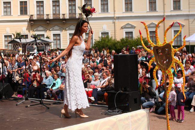 фестиваль цветов Императорский букет Павловский парк