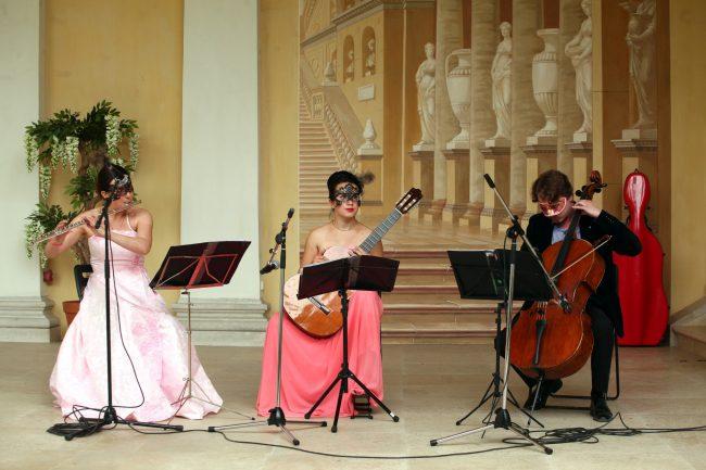 фестиваль цветов Императорский букет Павловский парк музыканты классическая музыка