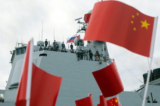 эсминец Сиань ВМС Китая военный корабль флот