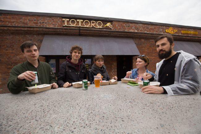 Стереолето еда обед ресторан