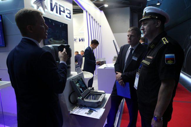 Военно-морской салон выставка