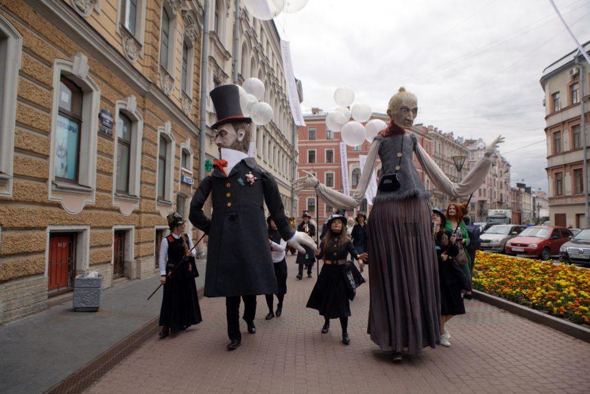 День Достоевского театр Кукольный формат Kukfo