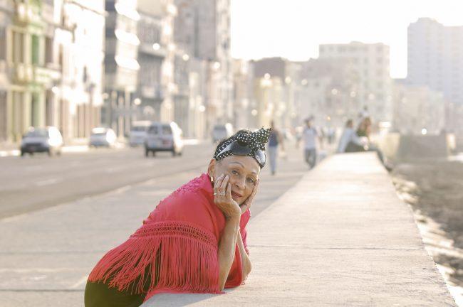 Omara Portuondo, Куба, джаз, усадьба джаз