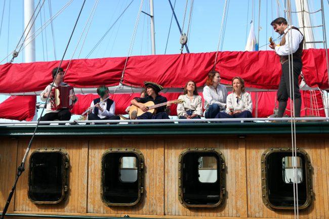 ораниенбаумский морской фестиваль музыка гитары