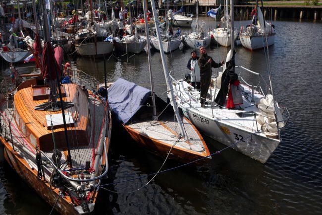 ораниенбаумский морской фестиваль яхты