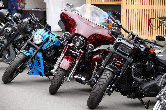 мотоциклы фестиваль Harley Days