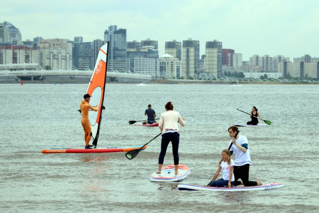 юниорский чемпионат мира по виндсерфингу