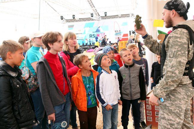 юниорский чемпионат мира по виндсерфингу дети