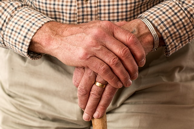 пенсионер ветеран