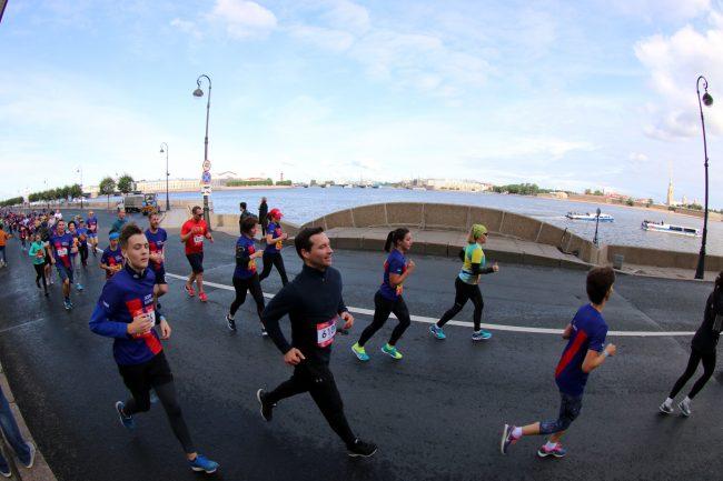 полумарафон Северная столица бег лёгкая атлетика спорт