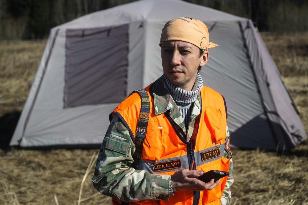 Никита Илющенков поисково-спасательный отряд