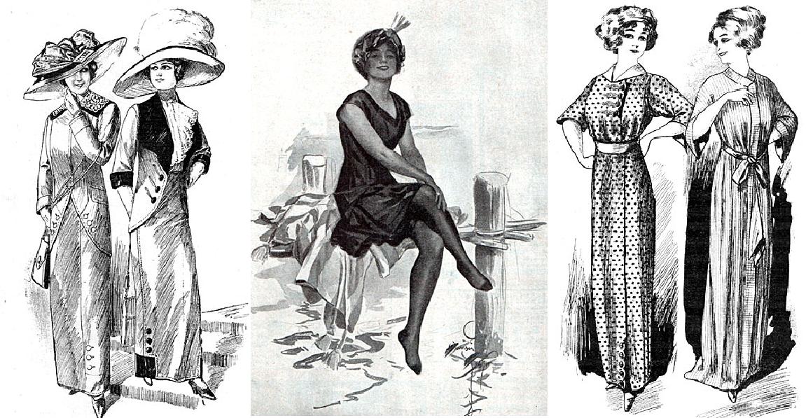 пять дамочек