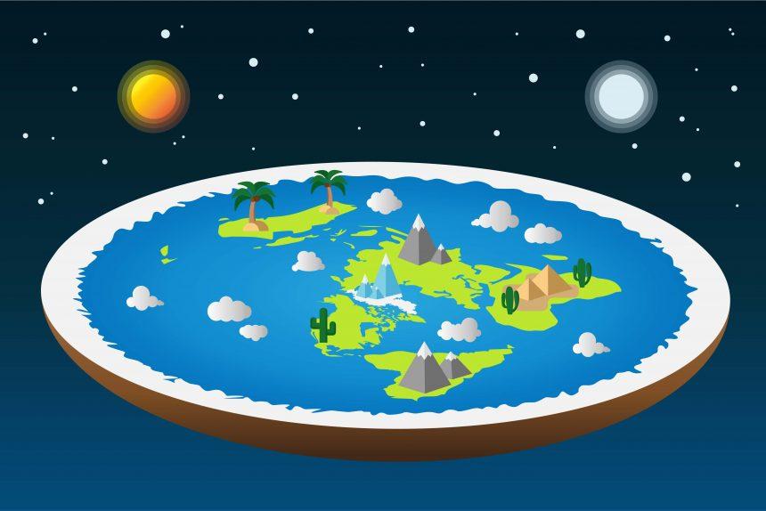 И всё-таки она вертится: кто и почему верит в теорию плоской Земли?