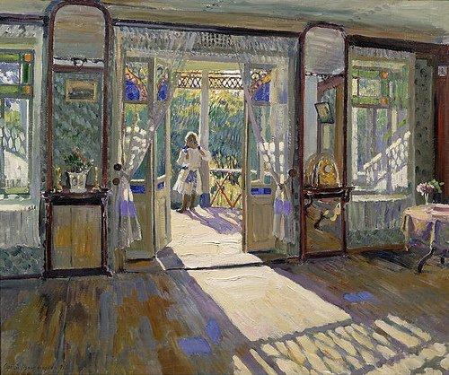 Как проводили лето петербуржцы в начале XX века: часть первая