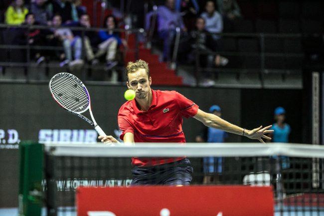 Saint Petersburg Open Теннис Даниил Медведев Андрей Рублёв-0054