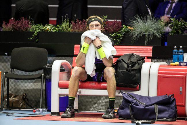 Saint Petersburg Open Теннис Даниил Медведев Андрей Рублёв-0191