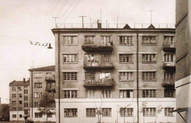 городок текстильщиков