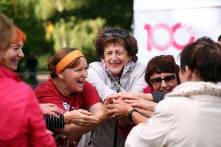 фестиваль активного образа жизни пенсионеры