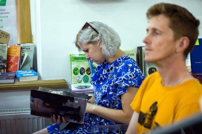 библиотека имени Лермонтова презентация книги Блокада Ленинграда Григорий Пернавский