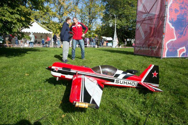 Елагин слёт радиоуправляемые модели самолёт