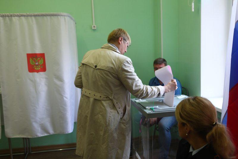 выборы 2019, голосование, Единый день голосования, избиратели
