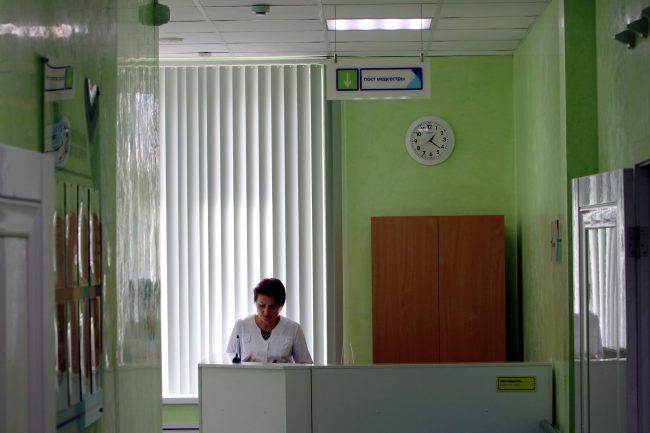 геронтологическое отделение поликлиники 100 Невский район медицина здоровье медсестра