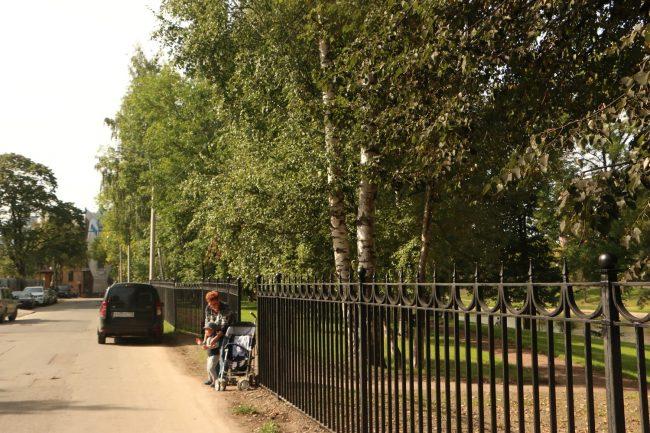 Как изменился парк усадьбы Орловых-Денисовых: за что похвалили и пожурили новую зелёную зону
