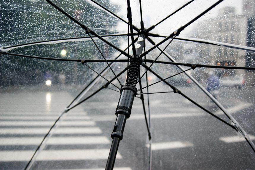Петербуржцев ждёт дождливый понедельник