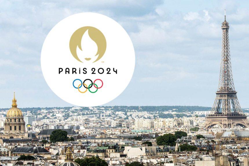 олимпиада логотип ОИ Париж 2024