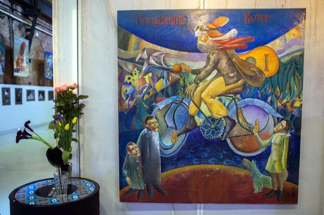 выставка современного искусства «АртАнгел»