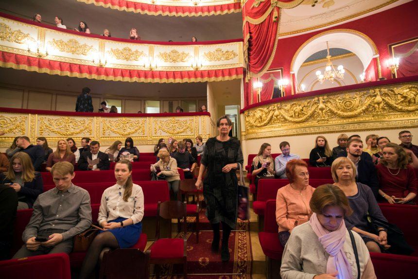 Петербург готовится к открытию театрального сезона