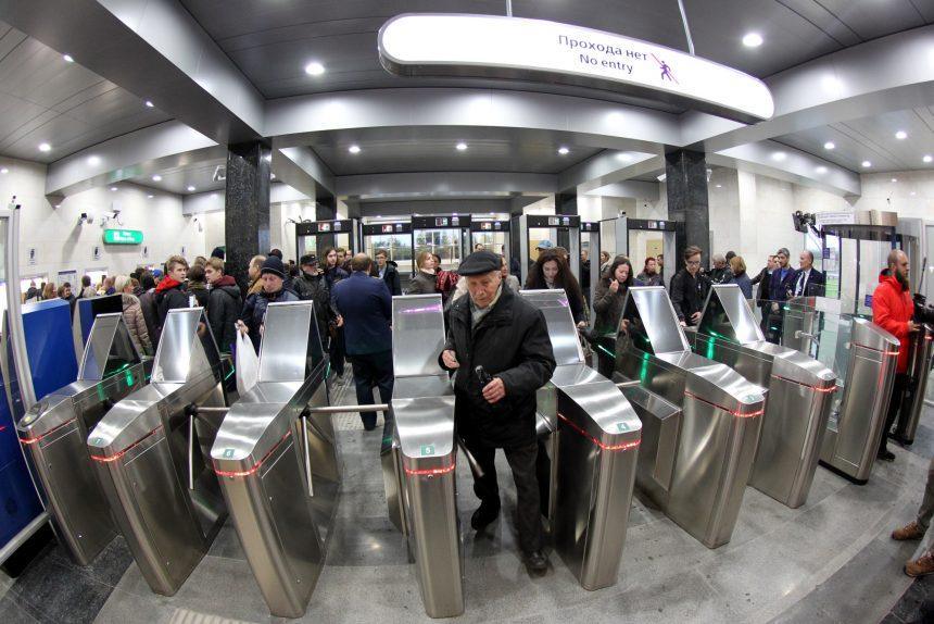станция метро Шушары Фрунзенский радиус