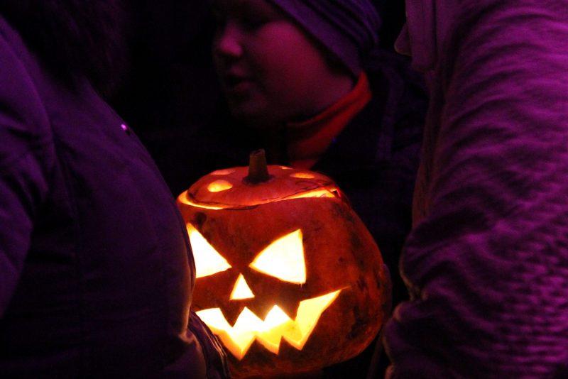 Хеллоуин, тыква
