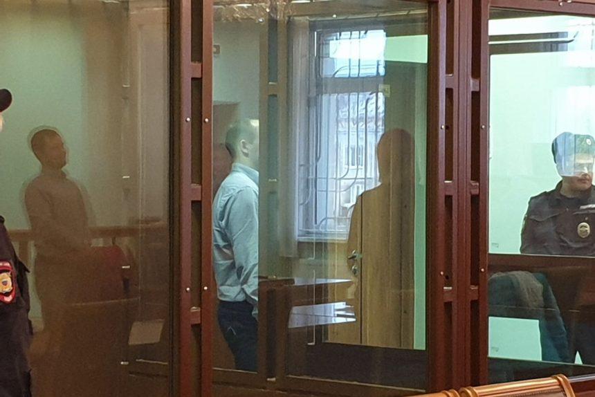 фото объединённой пресс-службы судов Санкт-Петербурга