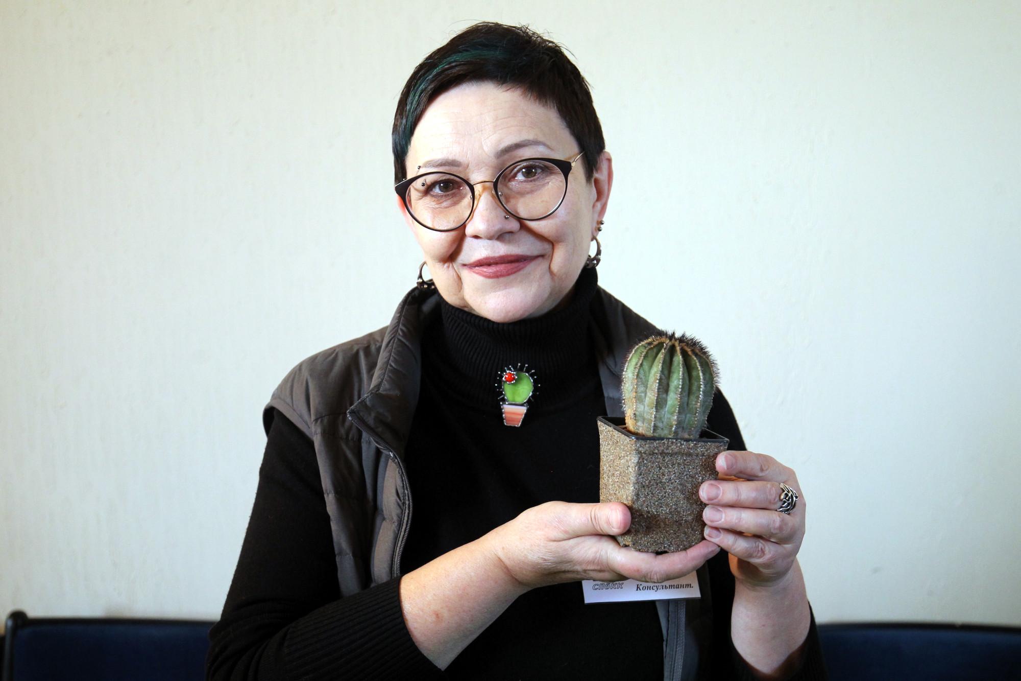 растение, цветок, растениевод, кактус