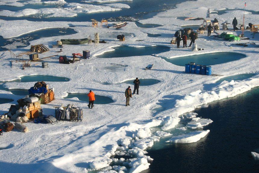 Полярник Игорь Ашик о работе, жизни и быте научных экспедиций: «Арктика, как и Восток – дело тонкое»
