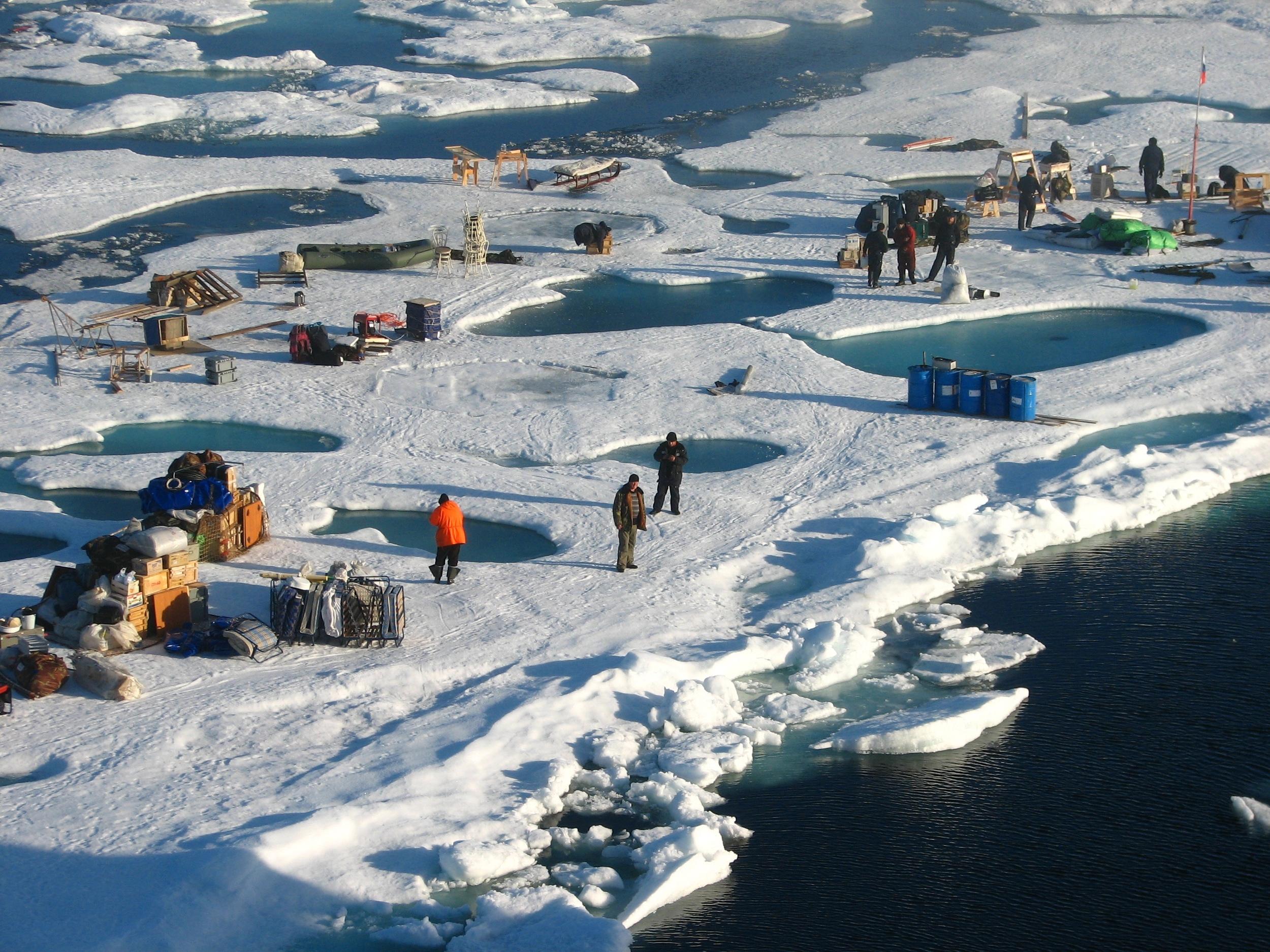 лед, море, арктика, снег, холод, мороз, экспедиция