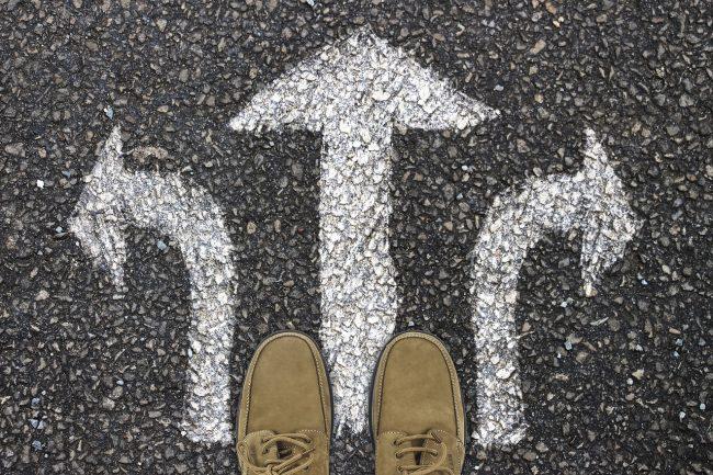 выбор, путь, дорога