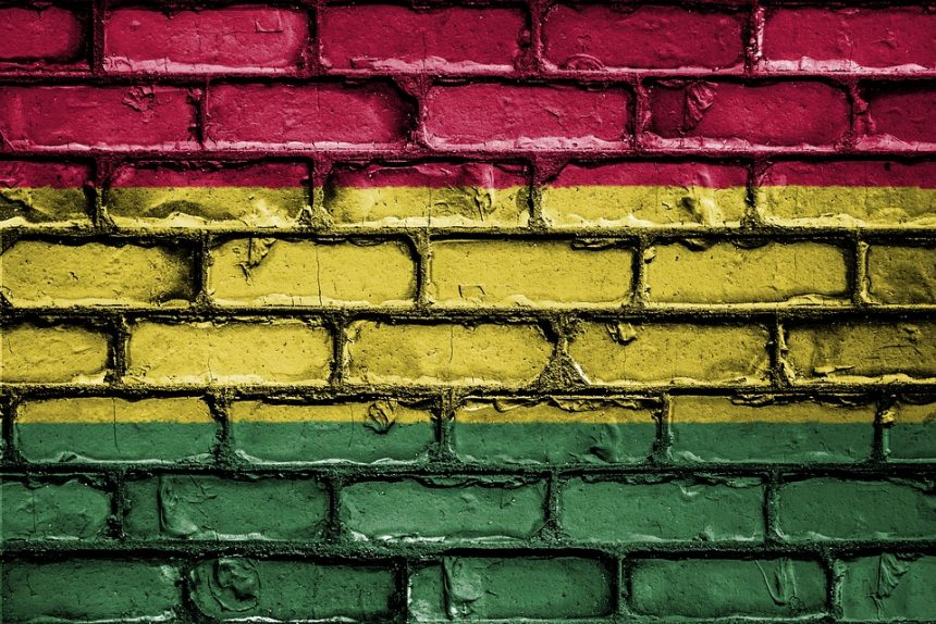 боливия флаг