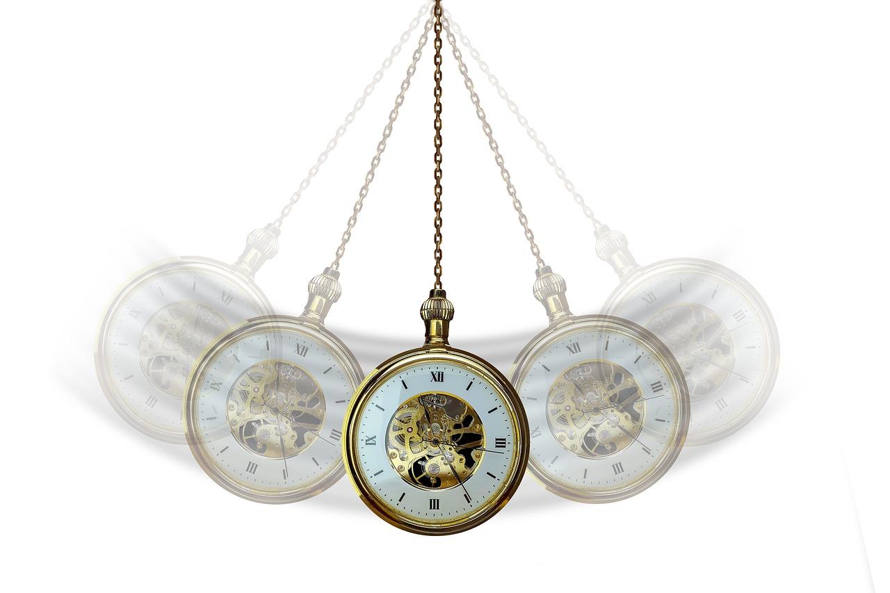 гипноз, часы, транс