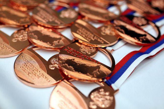 чемпионат России по танцам на колясках медали