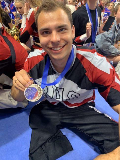 спорт, параспорт, медаль, Иван Самоделкин