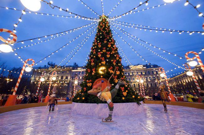 Рождественская ярмарка новый год украшения мыши год крысы ёлка