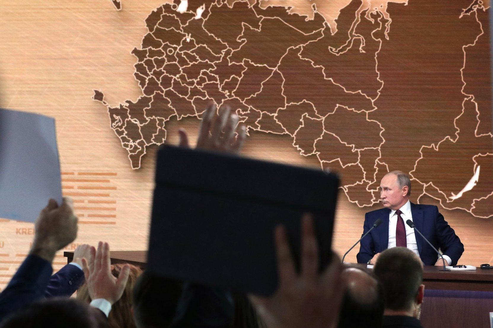 путин большая пресс-конференция