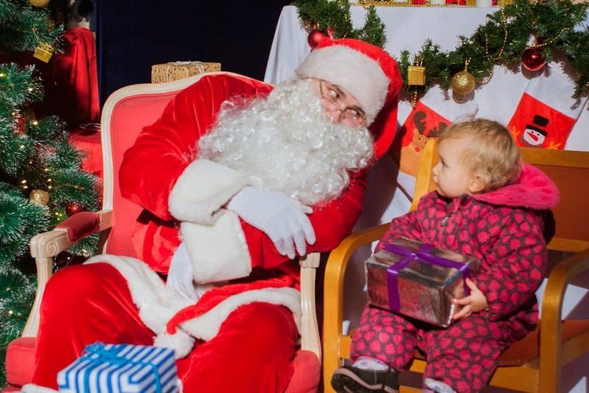 рождественская ярмарка Анненкирхе