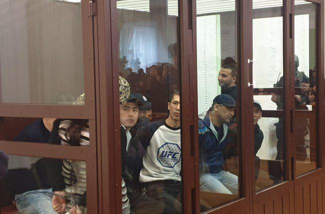 приговор теракт в метро Петербурга