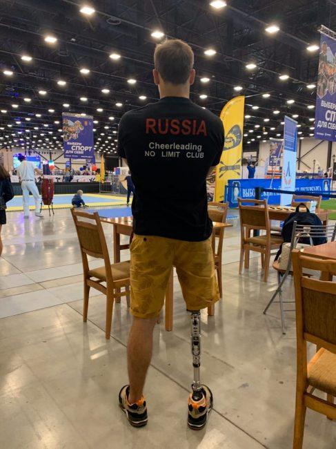 спорт, параспорт, Иван Самоделкин