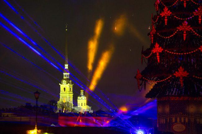 фестиваль огня рождественская звезда