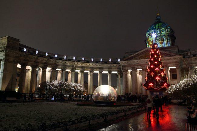 Рождество Казанский собор